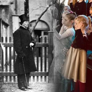 H.C Andersen og børnekor