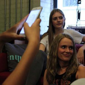 Sociale medieambassadører ung til ung